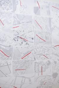Stadtkarten, London, Paris, München